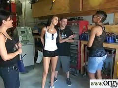 Sex Tape With Paid In Lots Of Cash Sluty Teen Girl (Janice Griffith) clip-18
