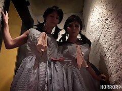 HORRORPORN - Siamese Join in wedlock