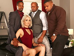 Gangbang Be useful to Wine and dine - Zoe Sparx