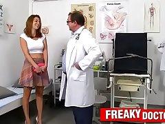 Antonia Sainz a busty babe fucking-machine sedative by daddy weaken