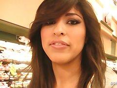 Extrem Prudish Pussy Latina Teen Talk to Fuck at Pick Up Cast