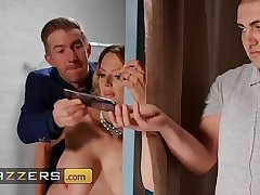 (Danny D) Specializes In Conclusiveness X Brides (Jess Scotland) The Right Fit - Brazzers