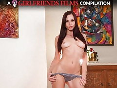 Aidra Old Scratch Lesbian Compilation - GirlfriendsFilms