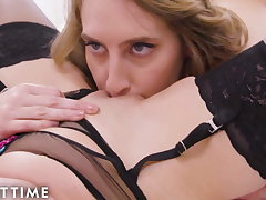 ADULT TIME We Like Girls - Playful Passion with Serena & Cad
