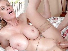 PUREMATURE, Busty Russian Cascaa Kashova Fucked Crazy
