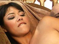 Anal sex at hand Dana Vespoli