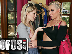Horny Charlotte Stokely and Xandra Sixx Are Dripping Wet and Eager