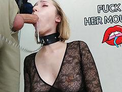 Foreman Orders Escort Blonde to Fuck her Indiscretion Hard