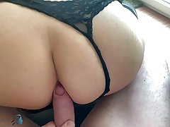 business meeting home office anal fuck, Business Bitch