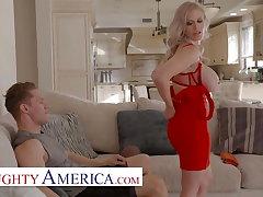 Naughty America - Casca Akashova fucks dramatize expunge football steersman